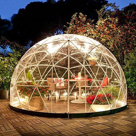 igloo de jardin