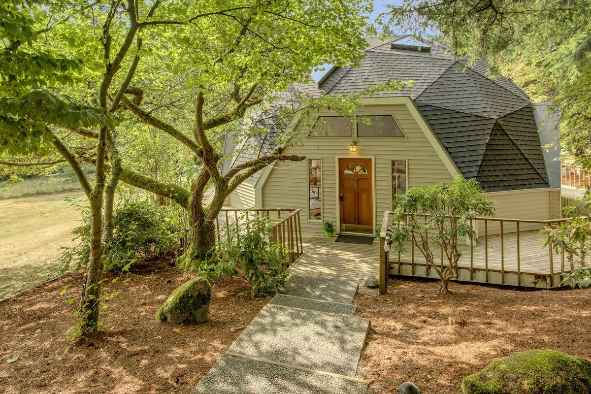 maison dome ecologique