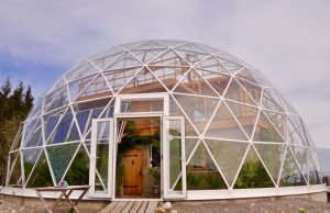 Famous Geodomes | The Nature House in the Arctic Circle