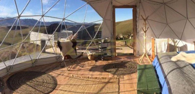La Tente Dôme (La Tente Géodesique): Une Structure Hyper Pratique