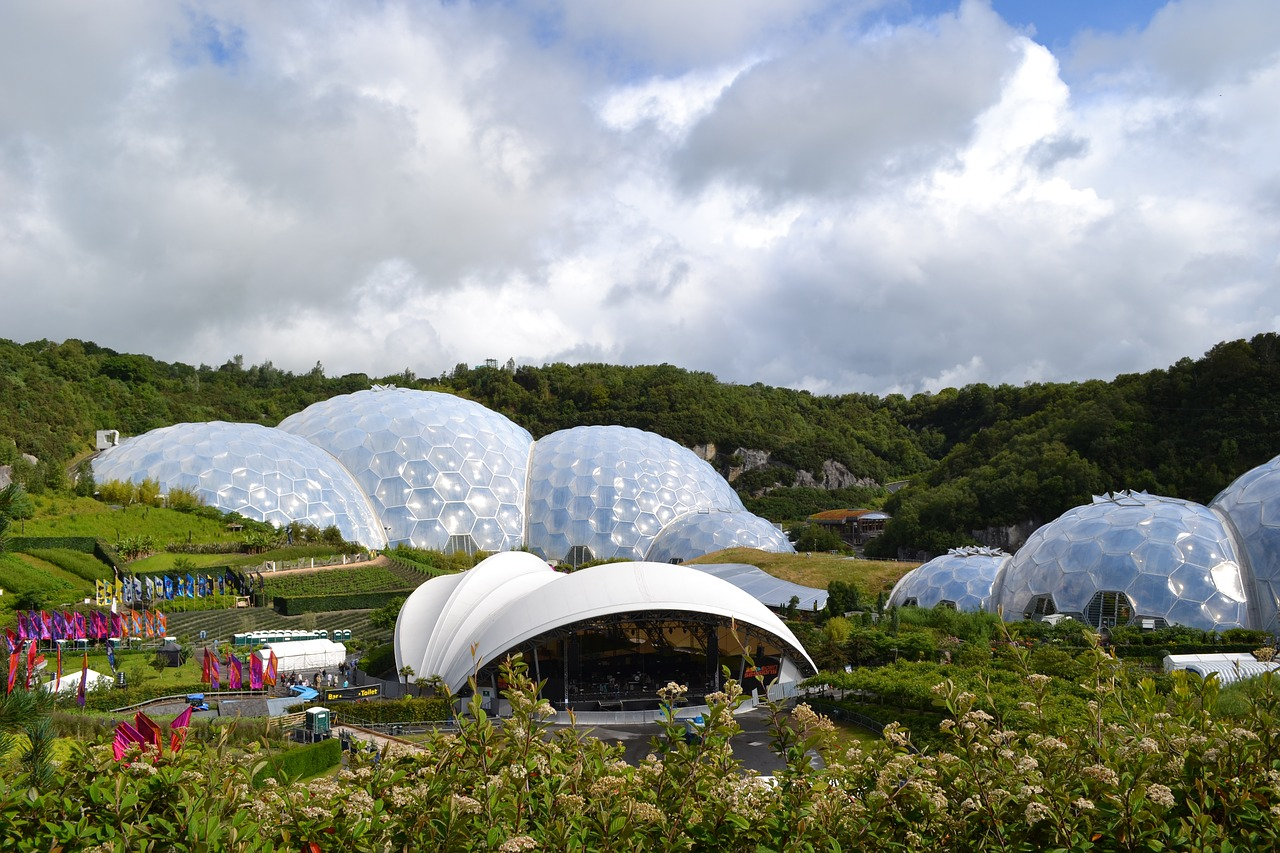 50 Geodesic Domes Around the World | Eden Biomes