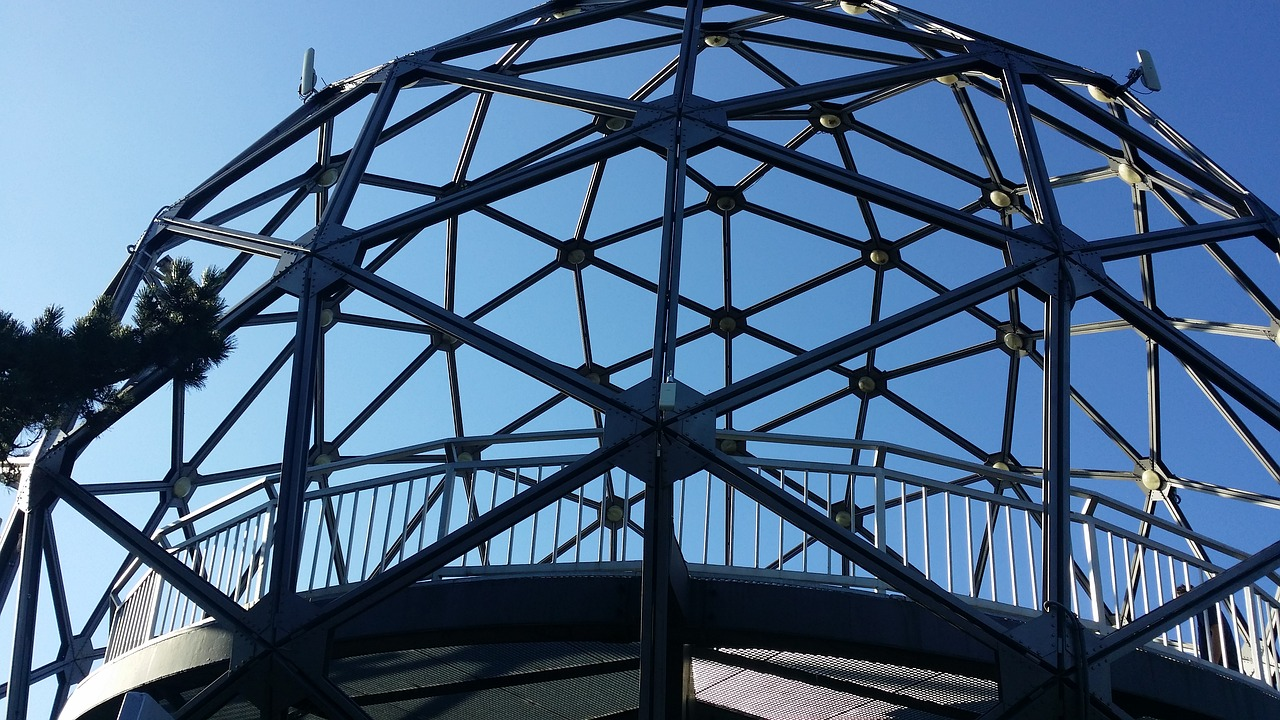 50 Geodesic Domes Around the World | Globe Observatory Lake Balaton