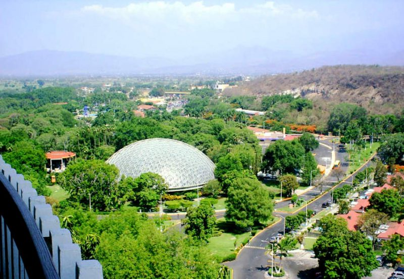 50 Geodesic Domes Around the World | Oaxtepec Greenhouse