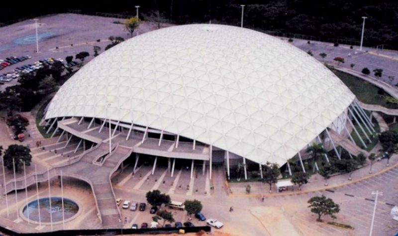 50 Geodesic Domes Around the World | Poliedro de Caracas