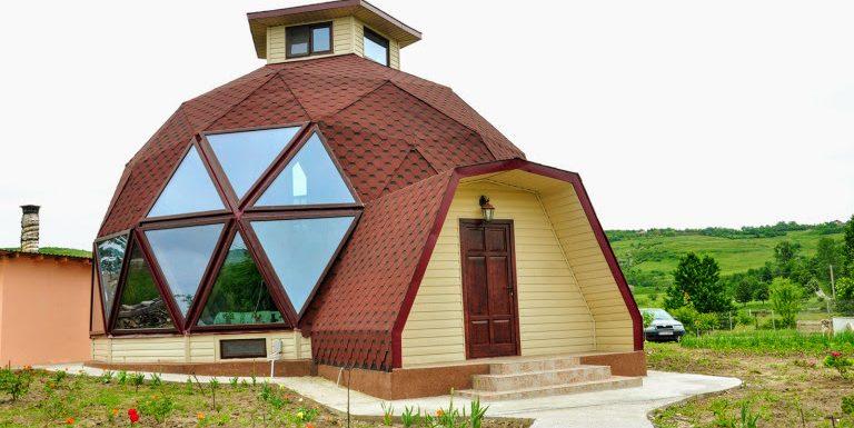 La Maison Géodésique (ou Maison Dôme): Toutes Vos Questions!