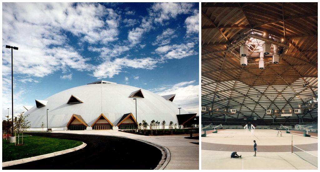 30 Dômes Géodésiques Incroyables - Le Superior Dome
