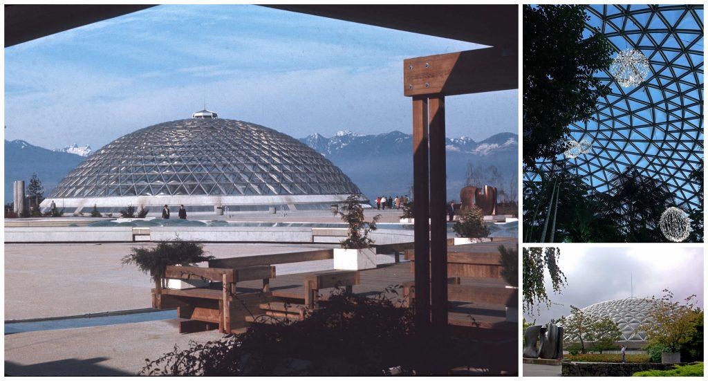 30 Dômes Géodésiques Incroyables - Bloedel Conservatory à Vancouver