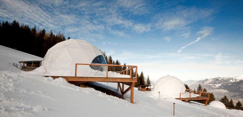 Whitepod Eco-Luxury Hotel