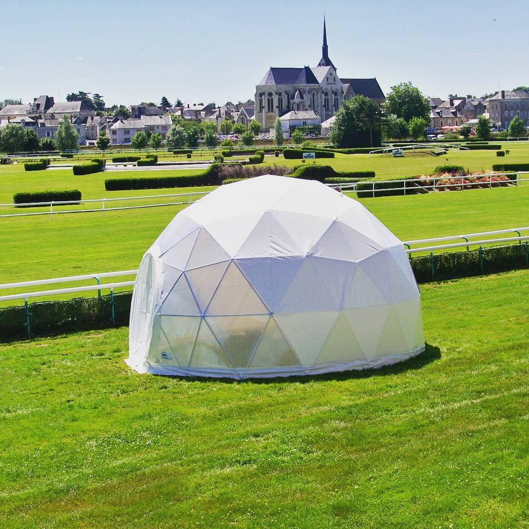 dome geodesique habitation