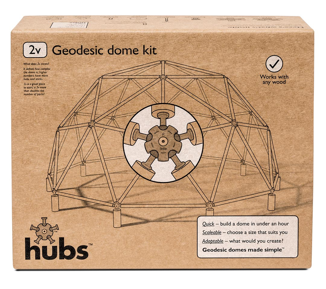 hubs dome kit