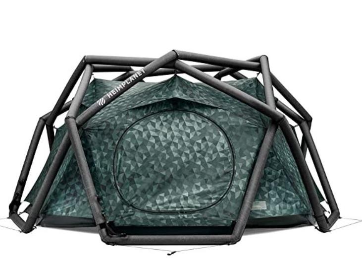 Tente geodesique