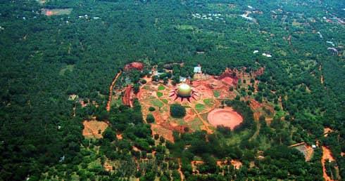Auroville Inde